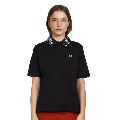 Fred Perry - Printed Collar Polo Shirt