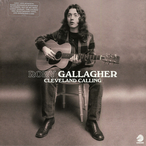 Rory Gallagher - Cleveland Calling Record Store Day 2020 Edition