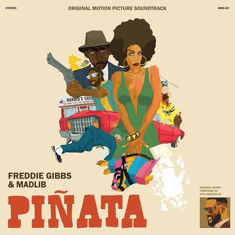 Freddie Gibbs & Madlib - Pinata: The 1974 Version Record Store Day 2020 Edition