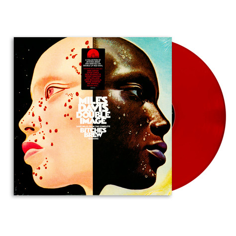 Miles Davis - Double Image: Rare Miles From The Complete Bitches Brew Sessions Opaque Red Record Store Day 2020 Edition