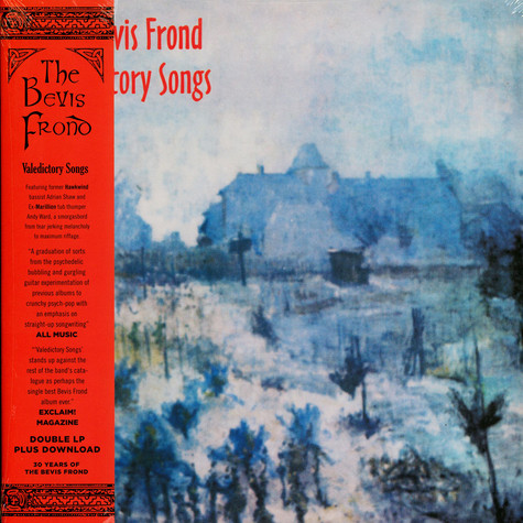 Bevis Frond, The - Valedictory Songs Record Store Day 2020 Edition