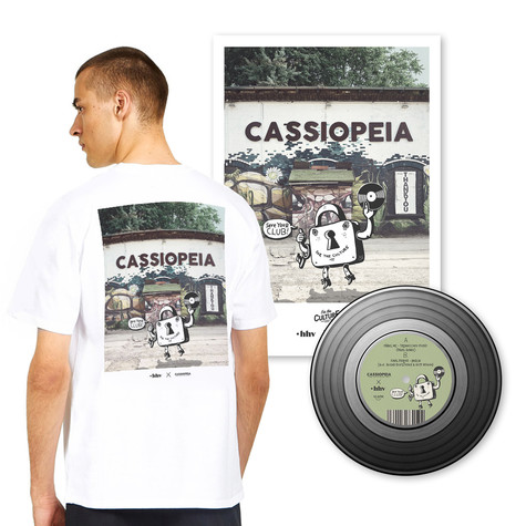 Cassiopeia x HHV - For The Culture #2 Bundle: Pöbel MC / Final Prayer Feat. Bernd (Beatsteaks) & Nico (WFAHM)