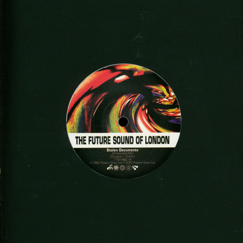 """Future Sound Of London - Papua New Guinea (A. Weatherall 7"""" Edit) Record Store Day 2020 Edition"""
