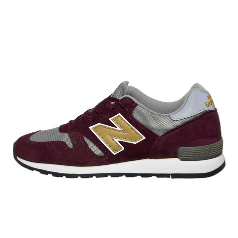 New Balance - M670 BGW Made in UK