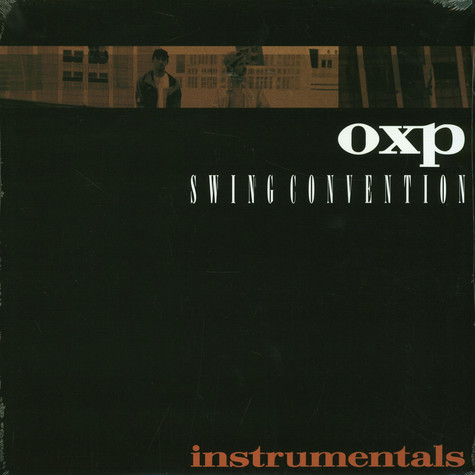 Oxp (Onra & Pomrad) - Swing Convention Instrumentals