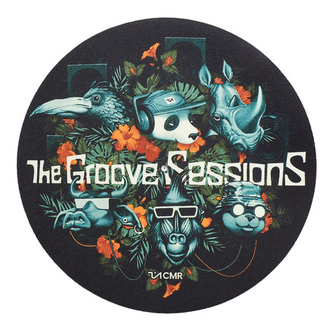 Chinese Man - Groove Sessions Vol.5 Slipmat