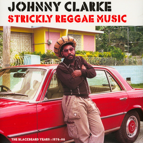 Johnny Clarke - Strickly Reggae Music Record Store Day 2020 Edition