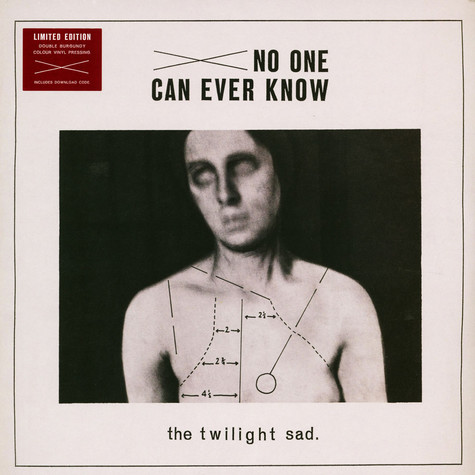 Twilight Sad, The - No One Can Ever Know Colored Vinyl Edition