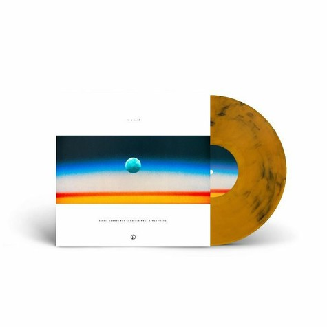 36 / Zake - Stasis Sounds For Long Distance Space Travel Gold & Black Swirl Repress Edition