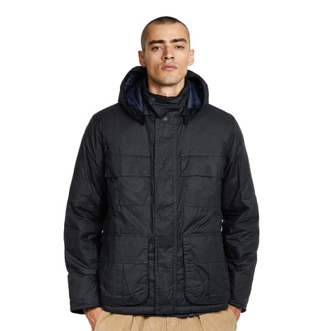 Barbour x Norse Projects - Waxed Ursula Jacket