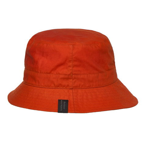 Barbour x Norse Projects - Lightweight Waxed Sports Hat