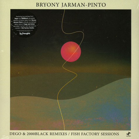 Bryony Jarman-Pinto - Sour Face - Dego & 2000 Black Remixes / Fish Factory Sessions