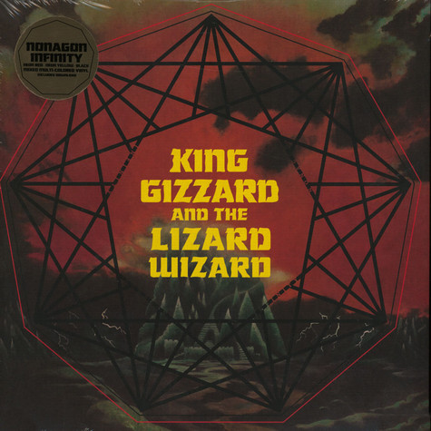 King Gizzard & The Lizard Wizard - Nonagon Infinity Colored Vinyl Edition