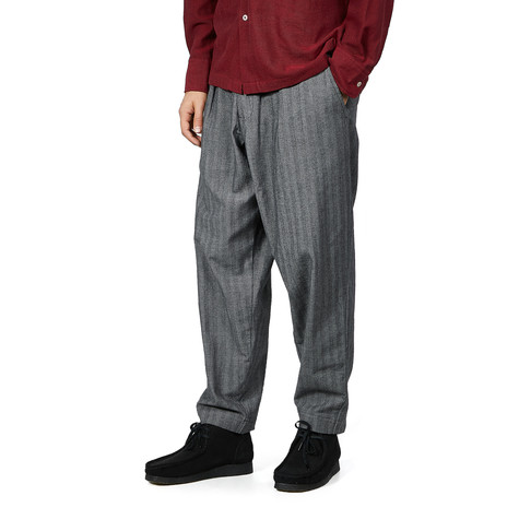 Universal Works - Pleated Track Pants