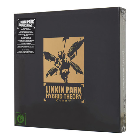 Linkin Park - Hybrid Theory 20th Anniversary Super Deluxe Box Edition