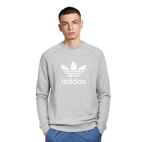 adidas - Trefoil Warm-Up Crew Sweater