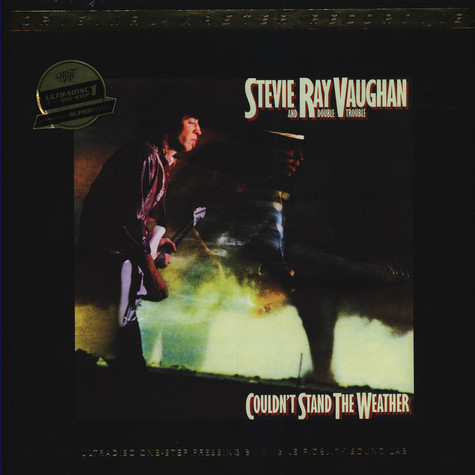 Stevie Ray Vaughan/ Double Trouble - Couldn't Stand The Weather Ultradisc One Step Edition Edition