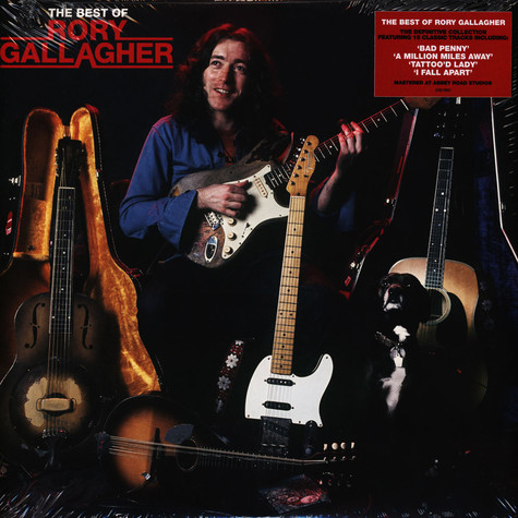 Rory Gallagher - Best Of