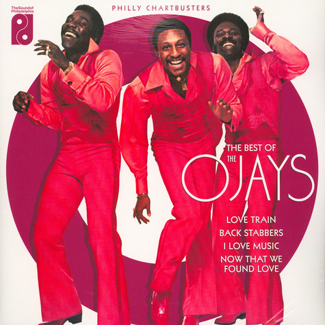 O'Jays, The - Philly Chartbusters