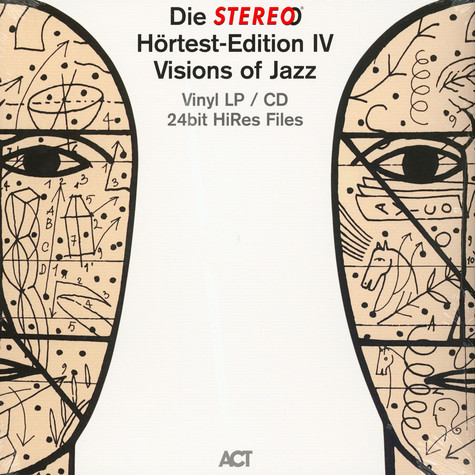 V.A. - Stereo Hörtest Edition: Visions Of Jazz