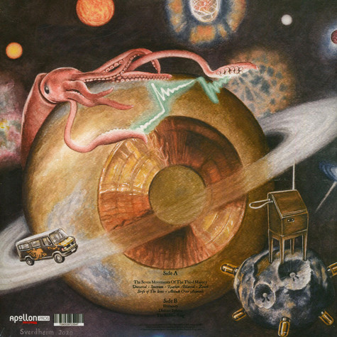 Ring Van Mobius - The Third Majesty