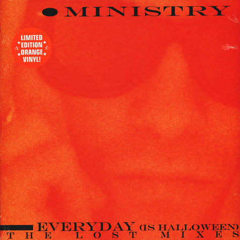 Ministry - Everyday (Is Halloween) - The Lost Mixes Colored Vinyl Edition