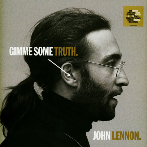 John Lennon - Gimme Some Truth Limited Box Edition