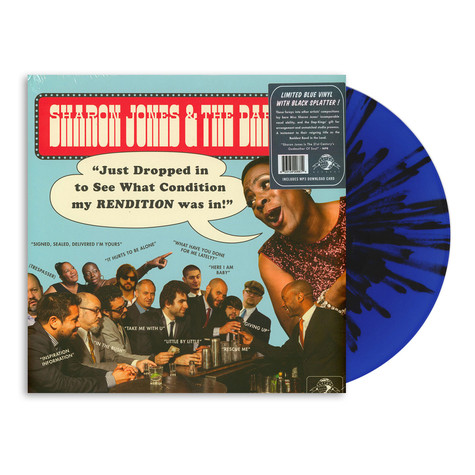 Sharon Jones & The Dap-Kings - Just Dropped In (To See What Condition My Rendition Was In) Black Friday Record Store Day 2020 Edition