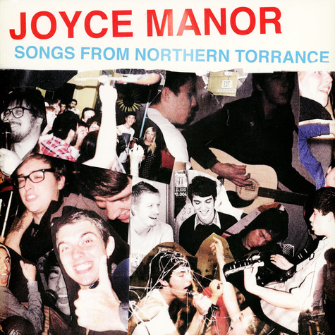 Joyce Manor - Songs From Northern Torrance - Colored Vinyl Edition