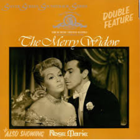 MGM Studio Orchestra - The Merry Widow / Rose Marie