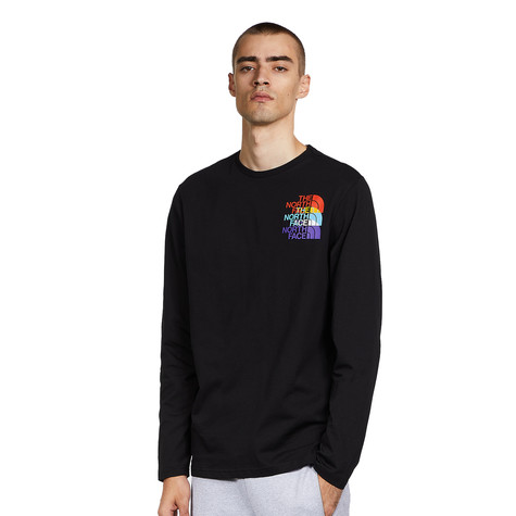 The North Face - LS RGB Prism Tee