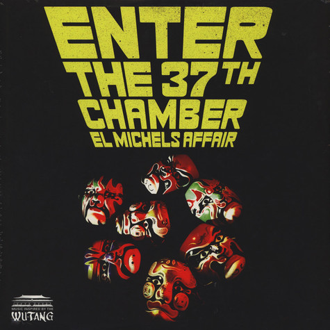 El Michels Affair - Enter The 37th Chamber Gold Vinyl Edition