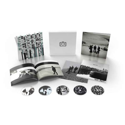 U2 - All That You Can't Leave Behind 20th Anniversary Deluxe CD Box Edition