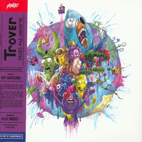 Asy Saavedra - OST Trover Saves The Universe