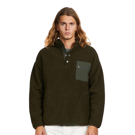 Gramicci - Boa Fleece Pullover Shirt