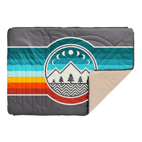 Voited - CloudTouch Pillow Blanket