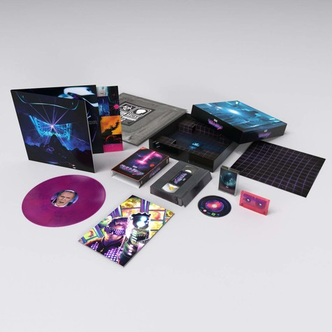 Muse - Simulation Theory Deluxe Film Box Set
