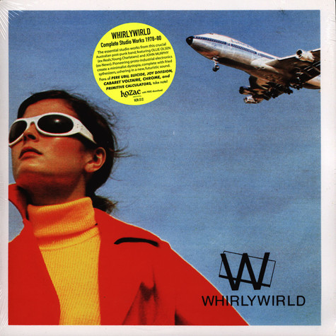 Whirlywirld - The Complete Studio Works 1978 - 80