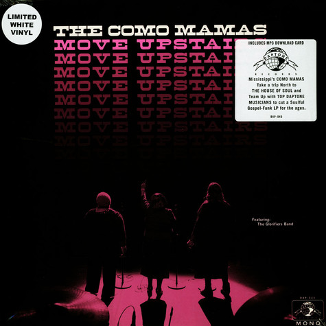 Como Mamas, The - Move Upstairs Colored Vinyl Edition