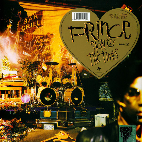 Prince - Sign O' The Times Picture Disc Record Store Day 2020 Edition