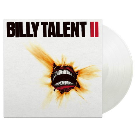Billy Talent - Billy Talent II White Vinyl Edition