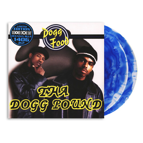 Tha Dogg Pound - Dogg Food Oceana Blue Black Friday Record Store Day 2020 Edition