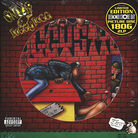 Snoop Doggy Dogg - Doggystyle Picture Disc Black Friday Record Store Day 2020 Edition