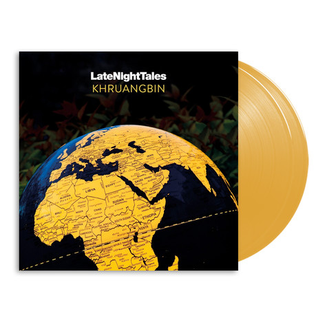 Khruangbin - Late Night Tales Orange Vinyl Edition
