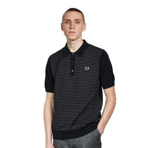 Fred Perry - Textured Knit Shirt