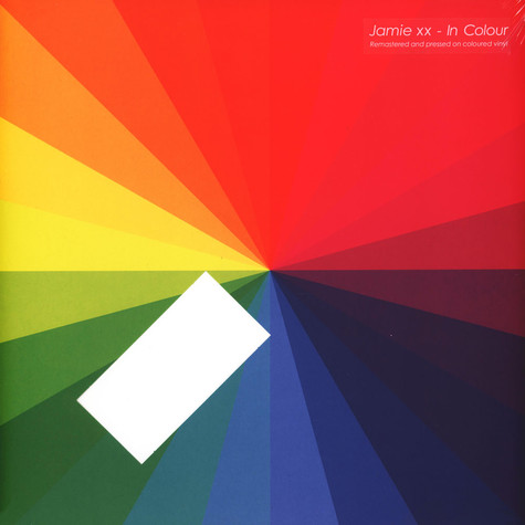 Jamie XX - In Colour Remastered Multi Colored Vinyl Edition
