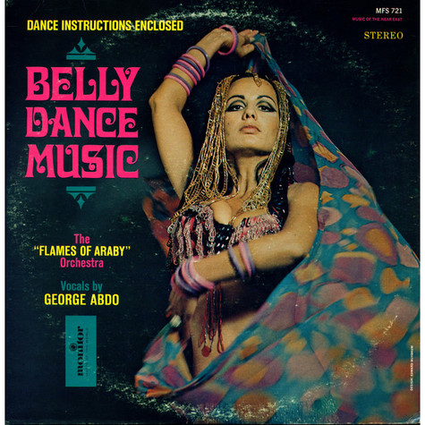 """George Abdo And His """"Flames Of Araby"""" Orchestra - Belly Dance Music"""