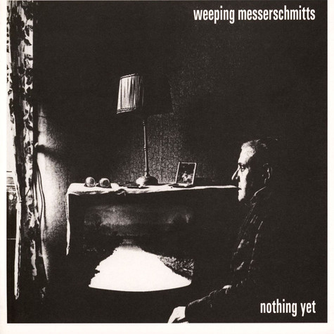 Weeping Messerschmitts - Nothing Yet Blue Vinyl Edition