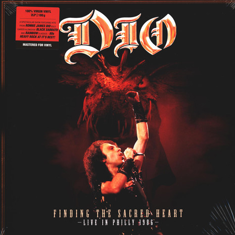 Dio - Finding Sacred Heart - Live In Phillly 1986