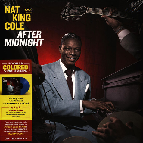 Nat 'King' Cole - After Midnight